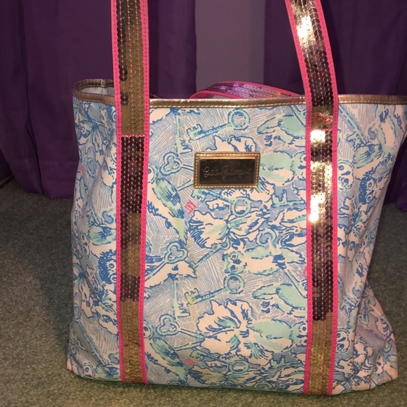 Lilly Pulitzer Handbags - Lilly Pulitzer KKG tote bag